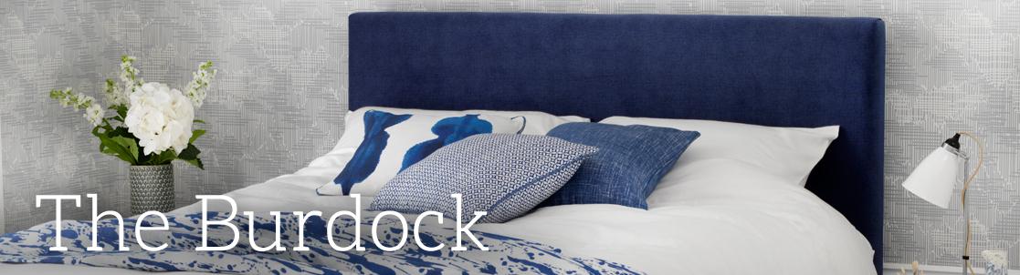 Burdock Upholstered Bed