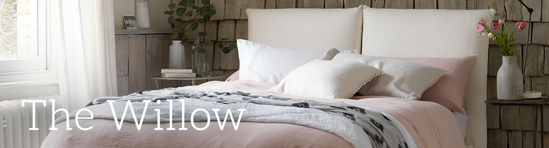 Willow Upholstered Bed