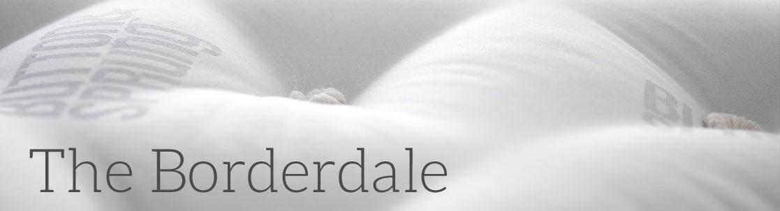 Borderdale Pocket Sprung Mattress - up to 3,960 springs