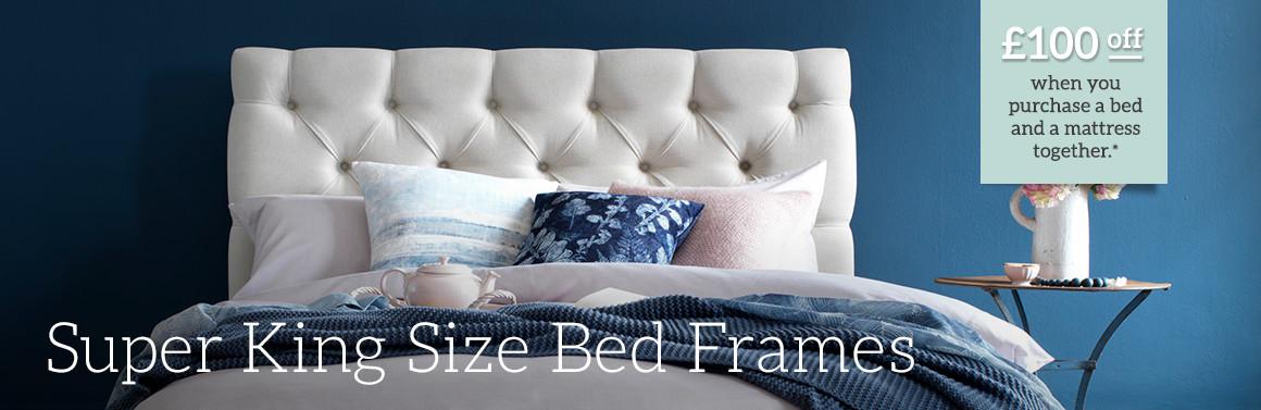 Super King Size Bed Frames
