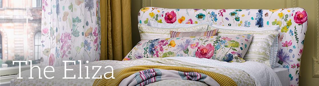 Eliza Upholstered Bed