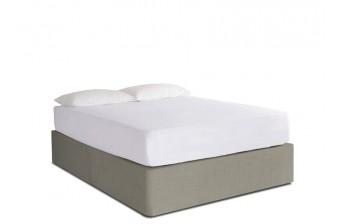 Base Double Upholstered Bed Frame