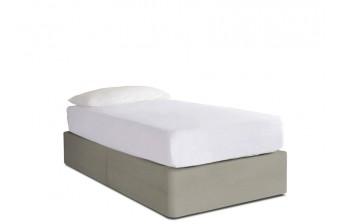 Base Single Upholstered Bed Frame