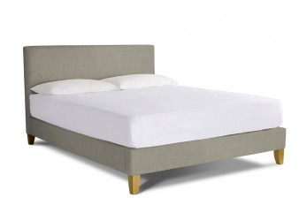 Burdock Super King Size Upholstered Bed Frame