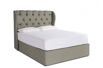 Camelia Double Upholstered Divan