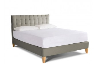 Daisy King Size Upholstered Bed Frame
