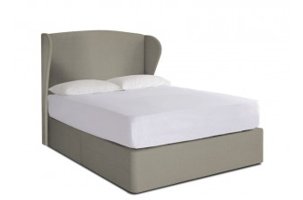 Lupin Double Upholstered Divan