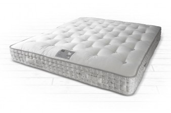 southdown pocket sprung super king size mattress