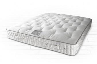 wensleydale pocket sprung super king size mattress