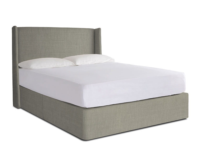 Iris Upholstered Bed