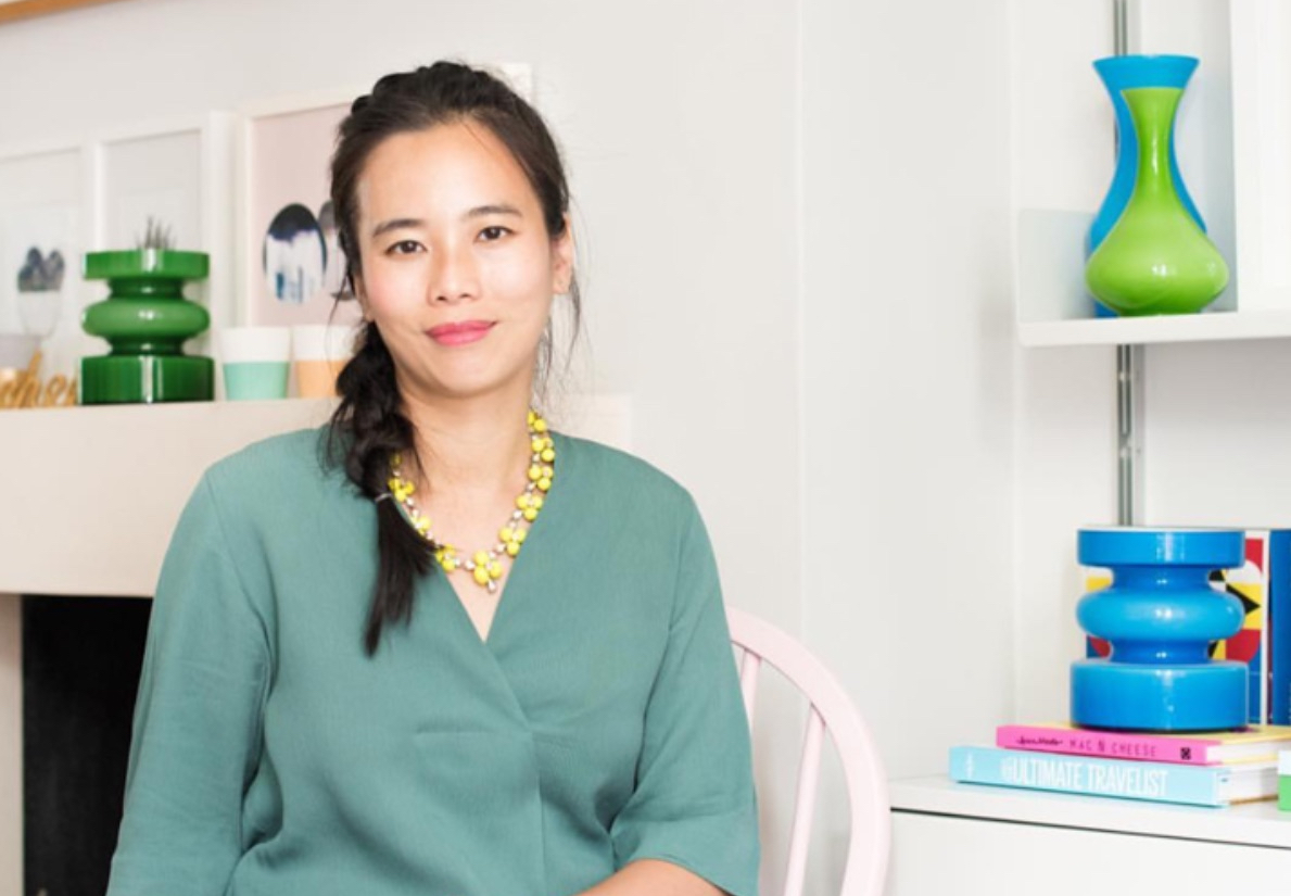 In the Bedroom with... Geraldine Tan
