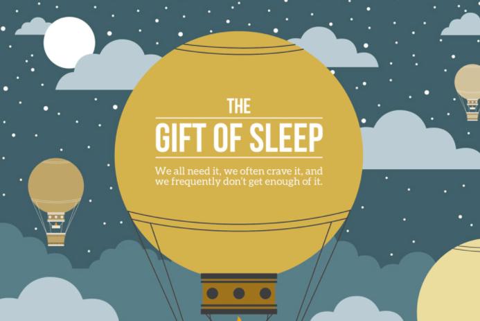 The Gift of Sleep [Infographic]