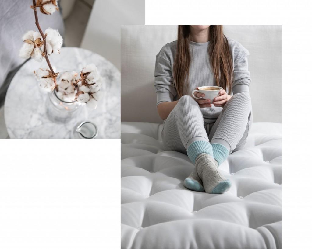 Copy of Grey Modern Geometric Dots Interior Design Photo Collage-2